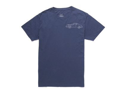 Montreal Tee - Blue