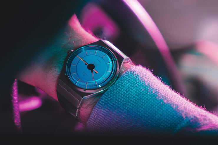 Autodromo Group B Series 2 Automatic - Corsica Blue