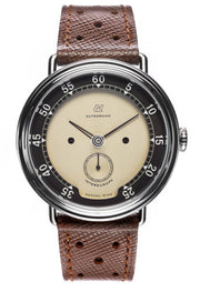 Intereuropa Manual Wind - Cream Dial