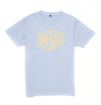 Deus Ex Machina Shield Tee - Aquamarine