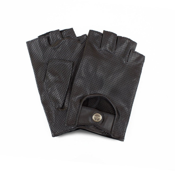 The Outlierman Gloves - Ladies The Bad One Fingerless - Black
