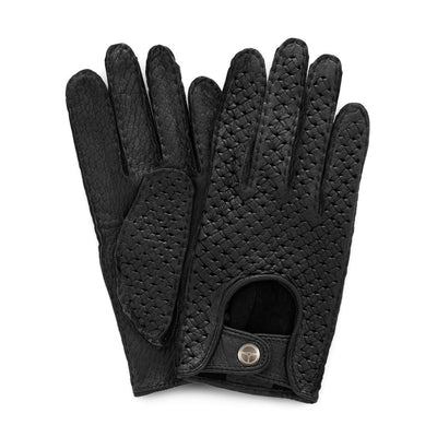 Bespoke Limited Edition Gloves - Black/Black