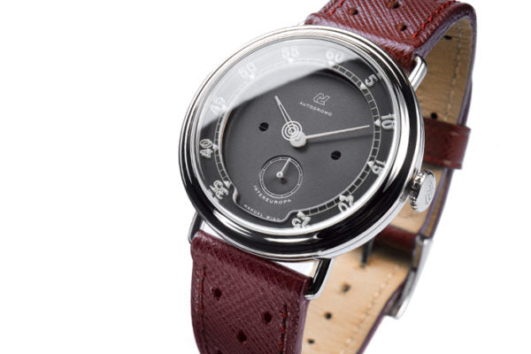Intereuropa Manual Wind - Gray Dial