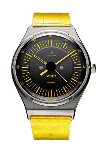 Autodromo Group B Watch - Yellow