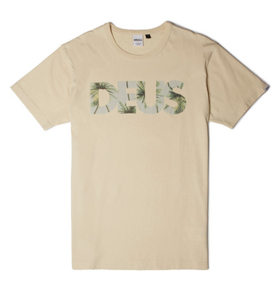Deus Ex Machina Joy Shapes Tee - Off White