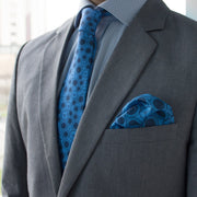 The Outlierman Tie - The World Beater - Sky Blue