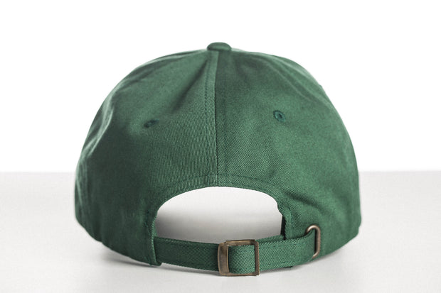Werks Dad Hat - Irish Green