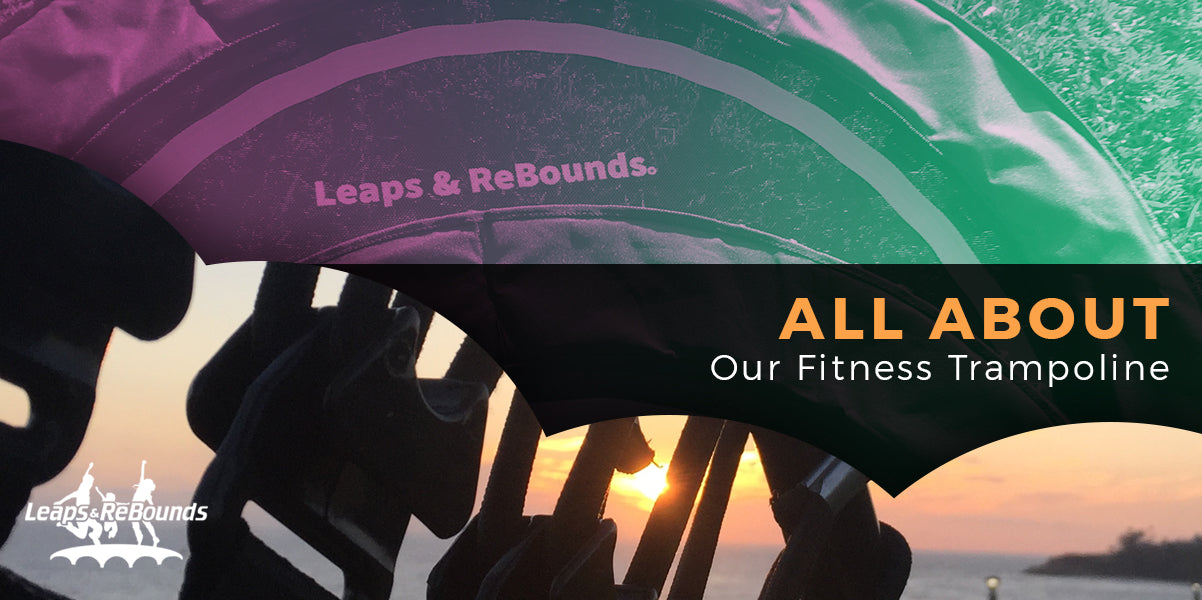 About Leaps and Rebounds Fitness Trampoline