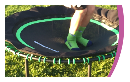 All About Our Fitness Trampoline