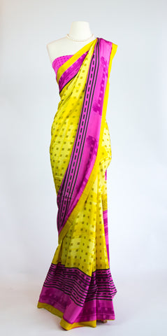 Buttersilk Saree One