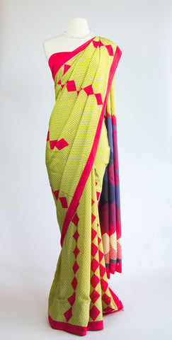 Buttersilk Saree Two