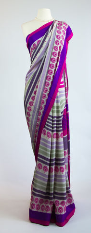 Buttersilk Saree Four