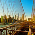 Brooklyn Bridge New York City Skyline Photography