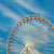 Navy Pier Whimsical Chicago Ferris Wheel Urban Art - Catch A Star Fine Art