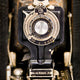 Retro Camera Vintage Old Brownie Antique Box Camera - Catch A Star Fine Art