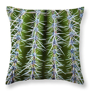 Cactus Close Up - Throw Pillow