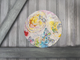 Round Art Sticker - Chagall Mosaic - Catch A Star Fine Art
