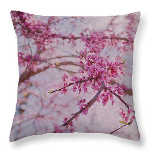 Cherry Blossom Pillow - Catch A Star Fine Art