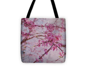 Cherry Blossoms Tote Bag - Catch A Star Fine Art