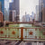 Chicago River Bridge City Skyline Urban Print - Catch A Star Fine Art