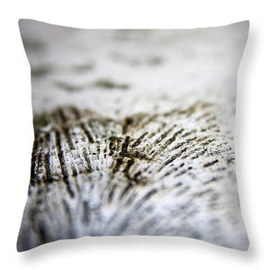 Coral Close Up #2 - Throw Pillow