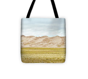 Great Sand Dunes #1 - Tote Bag