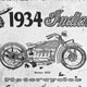 Indian Motorcycle Vintage Auto Ad Print - Catch A Star Fine Art