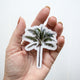 Palm Tree Stickers - set of 3 - Catch A Star Fine Art