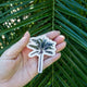 Palm Tree Stickers - set of 2 / medium - Catch A Star Fine Art