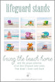 Miami Beach Hut Lifeguard Stand Print Collection - Catch A Star Fine Art