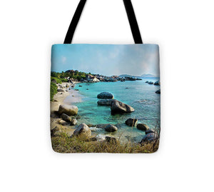 Little Trunk Bay - Tote Bag