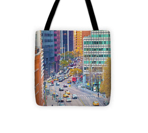 New York Street Scene #1 - Tote Bag