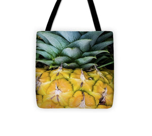 Pineapple Tote Bag - Catch A Star Fine Art