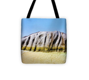 Rocky Beach Playground - Tote Bag