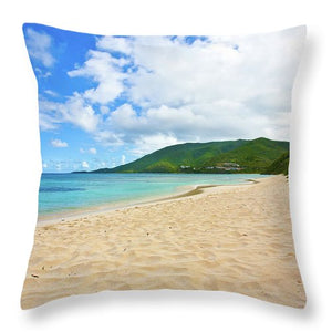 Savannah Bay #1 - Throw Pillow