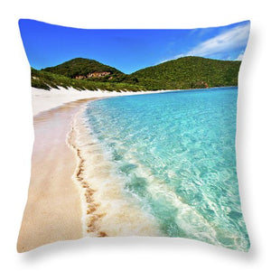 Savannah Bay #5  - Throw Pillow