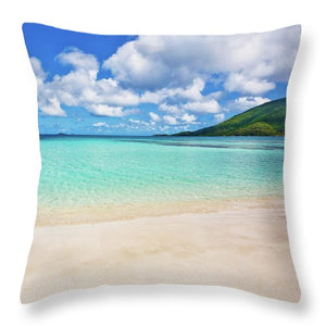 Savannah Bay #9 - Throw Pillow