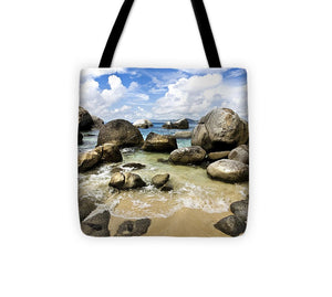 The Baths Tote Bag - Catch A Star Fine Art