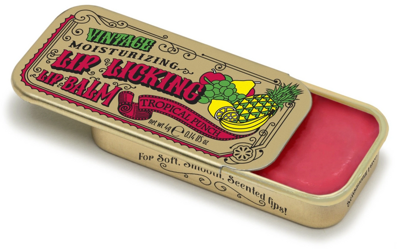 Tropical Punch Lip Licking Flavored Lip Balm