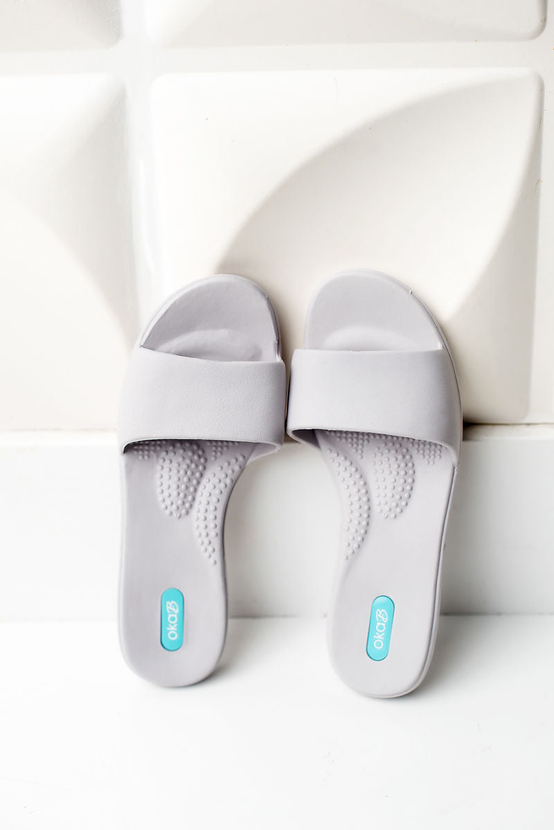 Grace Slide Sandal- FINAL SALE