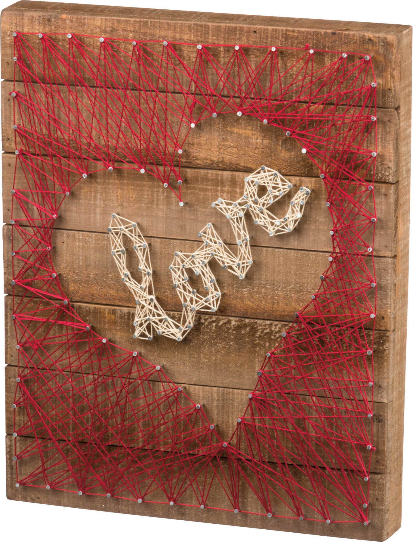 Love Heart String Art