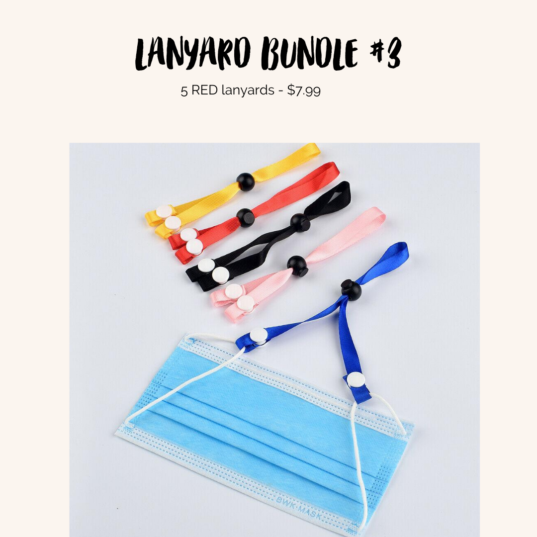 Lanyard Bundle 3