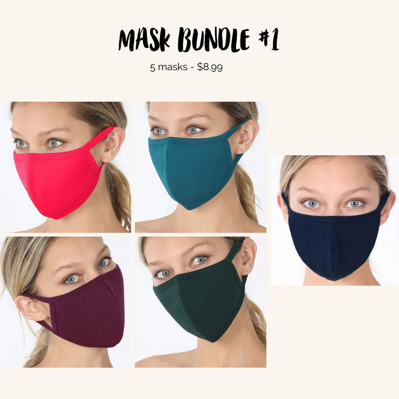 Mask Bundle 1