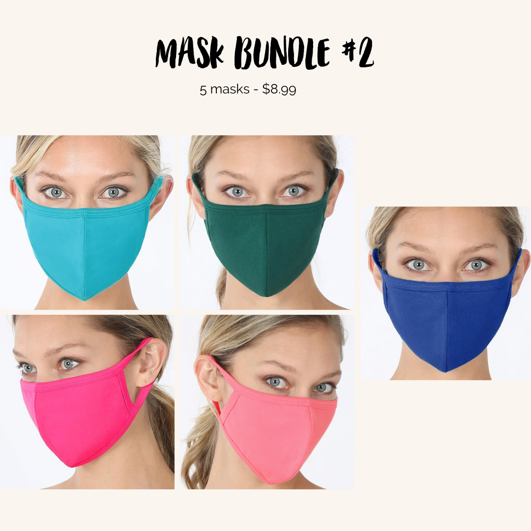Mask Bundle 2