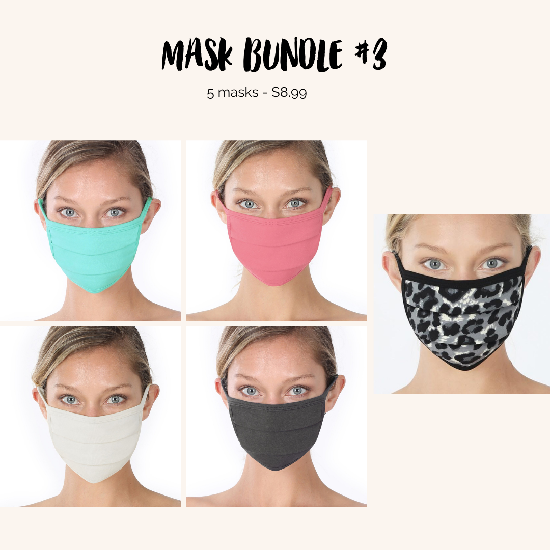 Mask Bundle 3