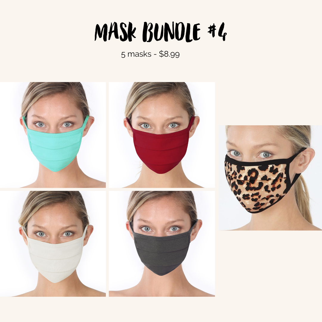 Mask Bundle 4