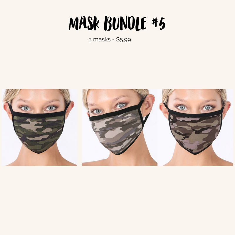 Mask Bundle 5