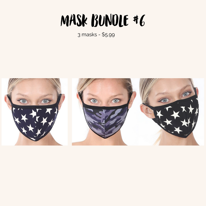 Mask Bundle 6