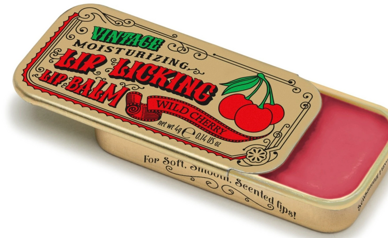 Wild Cherry Lip Licking Flavored Lip Balm