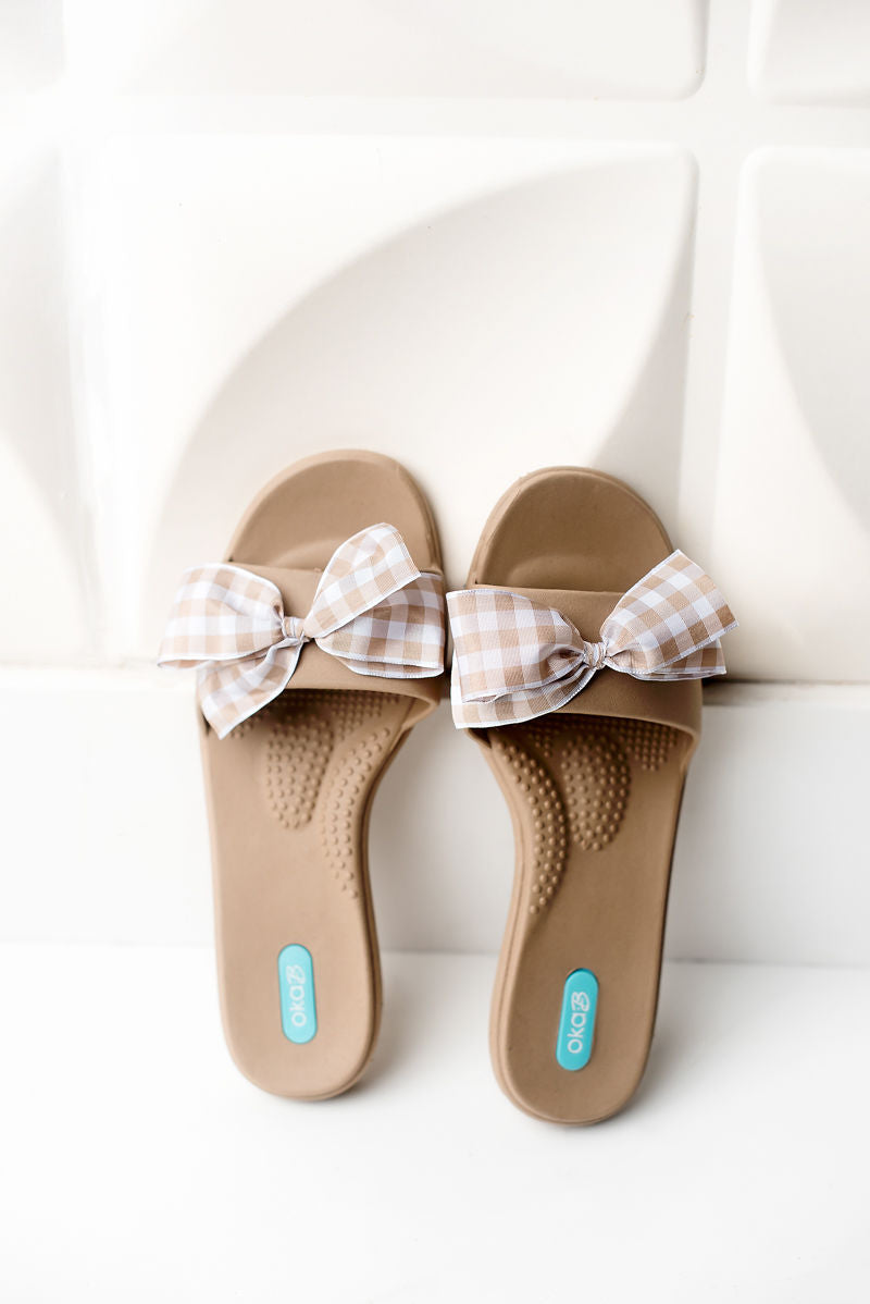 Madison Slide Sandal - FINAL SALE